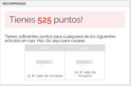 Opinion Cheques Regalo Amazon
